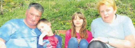 Družina Forjan - z uživanjem Rensa se je stanje Žigi, dečku z avtizmom, izboljšalo